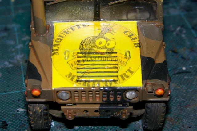 M966 Hummvee 1/35 Academy 100_9743