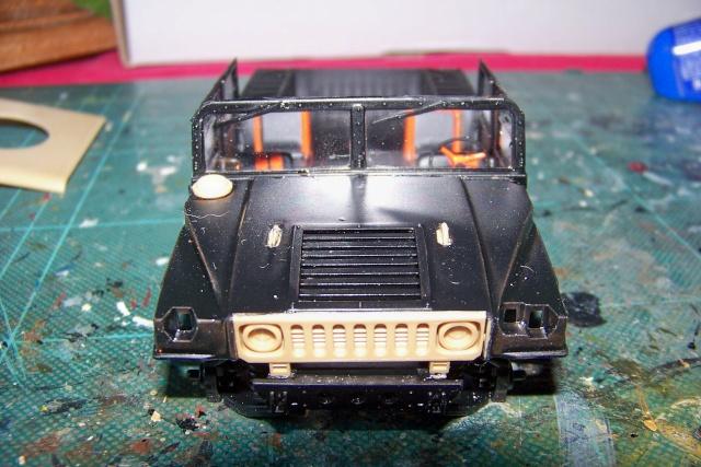 M966 Hummvee 1/35 Academy 100_9744