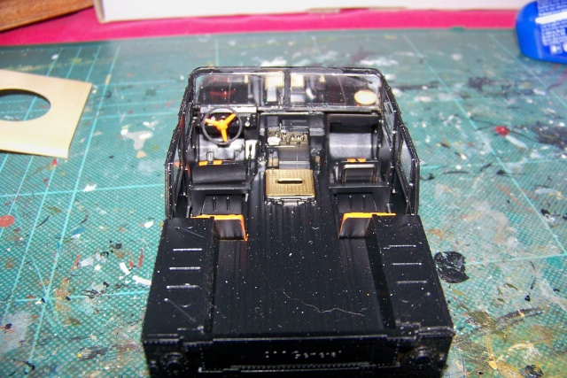 M966 Hummvee 1/35 Academy 100_9745