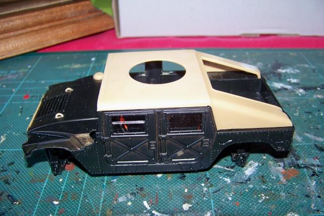 M966 Hummvee 1/35 Academy 100_9746
