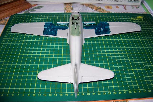 A6M5 type 52b Rei shiki Kanjo sentoki ( Reisen)Tamiya 1/32 100_9865