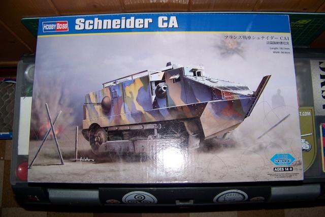 Schneider CA Hobby Boss 1/35 FINI 100_9866