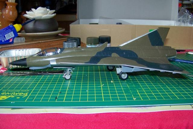 J-35 F DRAKEN 1/48 fini 100_9927