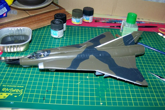 J-35 F DRAKEN 1/48 fini 100_9928