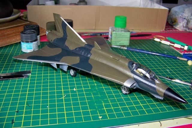 J-35 F DRAKEN 1/48 fini 100_9929