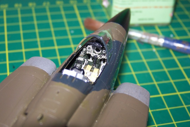 J-35 F DRAKEN 1/48 fini 100_9931