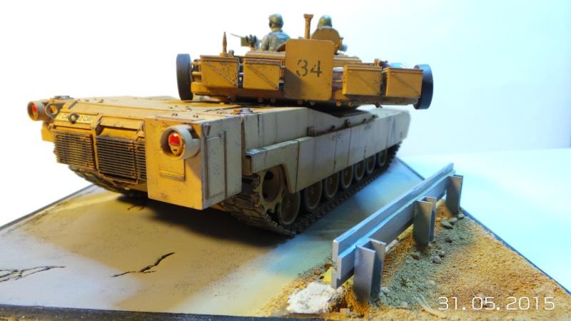 M1A1 Abrams (Italeri n°6438) 1/35 M1a1-410