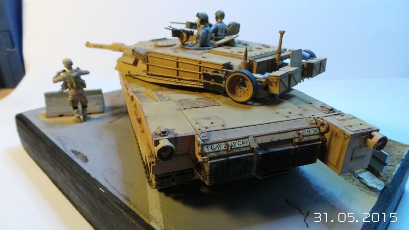 M1A1 Abrams (Italeri n°6438) 1/35 M1a1-510