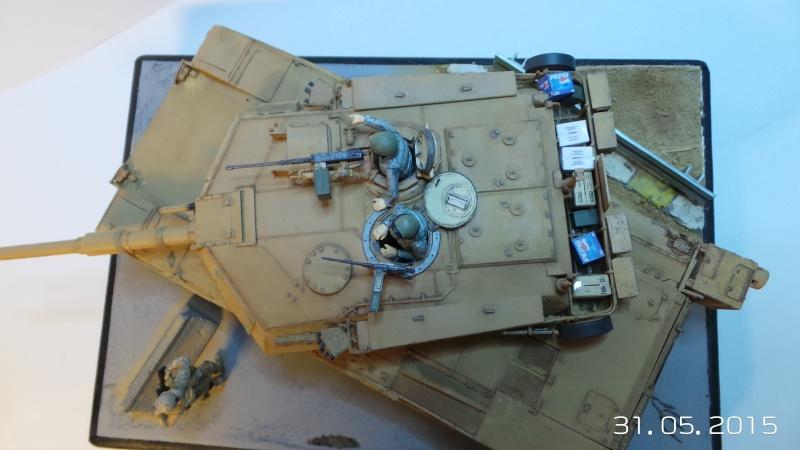 M1A1 Abrams (Italeri n°6438) 1/35 M1a1-610