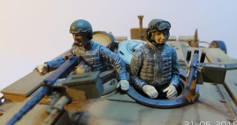 M1A1 Abrams (Italeri n°6438) 1/35 M1a1-910