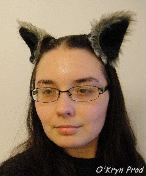 [Animal] Oreilles de chat renard Dsc04310