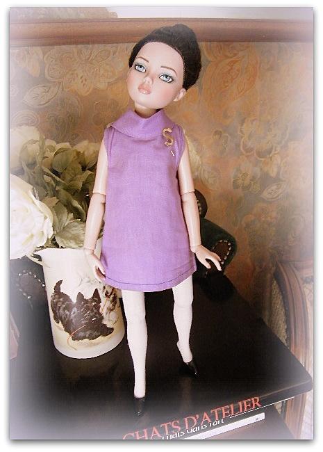 Mes poupées Ellowyne Wilde. De nouvelles photos postées régulièrement. - Page 12 00433