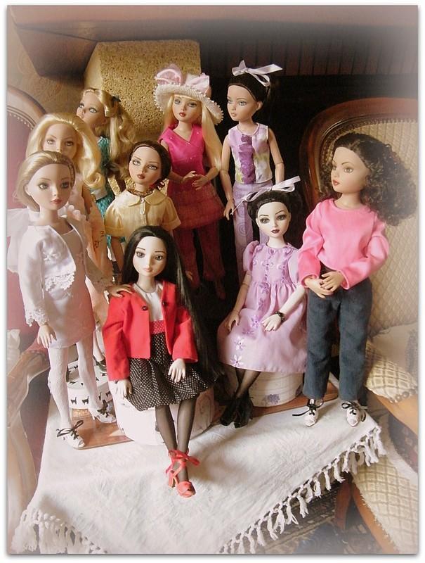 Mes poupées Ellowyne Wilde. De nouvelles photos postées régulièrement. - Page 4 My_ell10