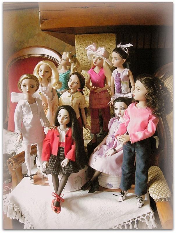 Mes poupées Ellowyne Wilde. De nouvelles photos postées régulièrement. - Page 4 My_ell11