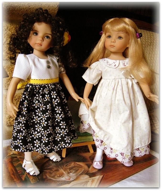 Sheila, Emily, Audrey et Chantel, mes Little Darlings! De nouvelles photos postées régulièrement My_lit20