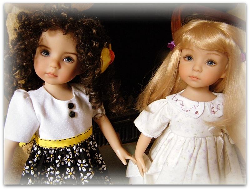 Sheila, Emily, Audrey et Chantel, mes Little Darlings! De nouvelles photos postées régulièrement My_lit21