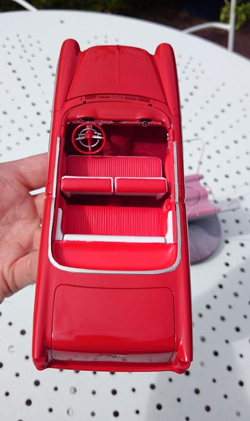 """1955 Chevy Bel Air """"classique"""" ** Terminée ** 616"""