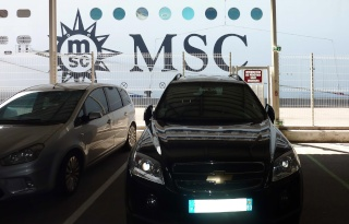 Retour Croisière méditerranée Août 2015 MSC Fantasia Croisi13