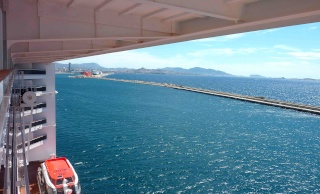 Retour Croisière méditerranée Août 2015 MSC Fantasia Croisi16