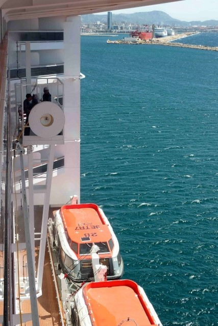 Retour Croisière méditerranée Août 2015 MSC Fantasia Croisi21