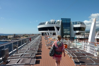 Retour Croisière méditerranée Août 2015 MSC Fantasia Croisi55