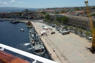 Retour Croisière méditerranée Août 2015 MSC Fantasia Croisi60