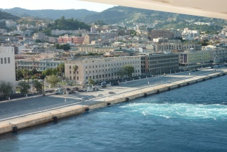 Retour Croisière méditerranée Août 2015 MSC Fantasia Croisi63