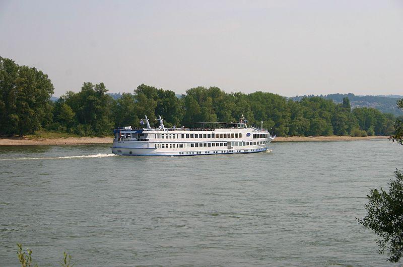 Kleiner Rheinbummel am 13.08.15 in Koblenz Kesselheim 12d10