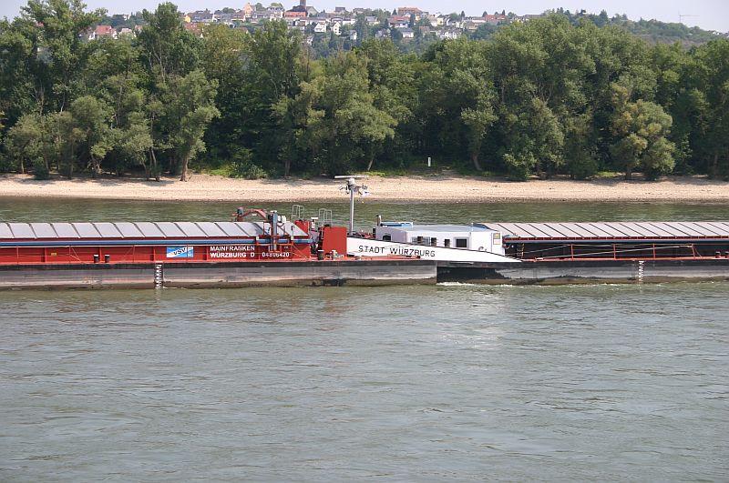 Kleiner Rheinbummel am 13.08.15 in Koblenz Kesselheim 13a11