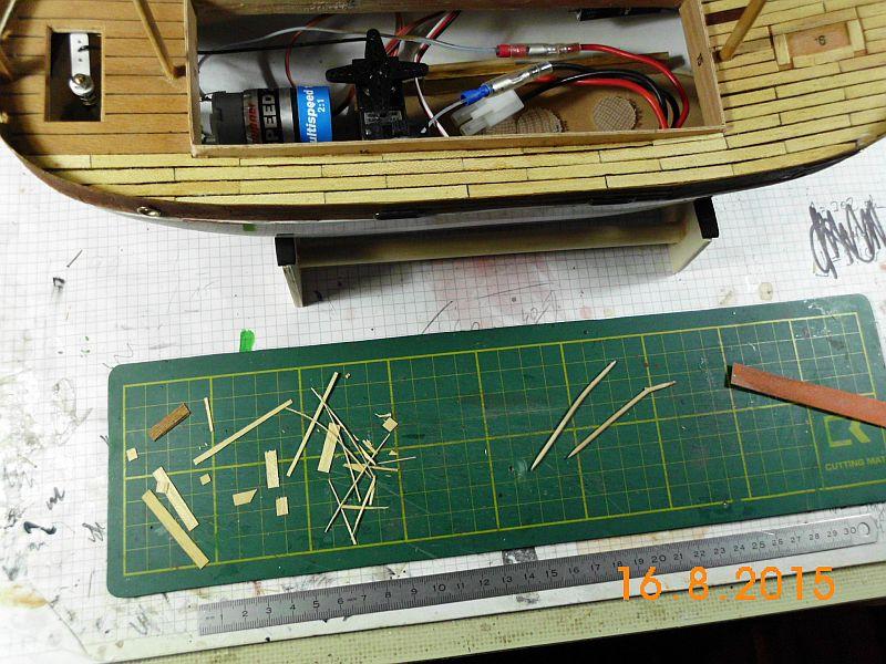 (Weiter-)Baubericht Graupner Anja SL35 1/60 - Seite 5 173