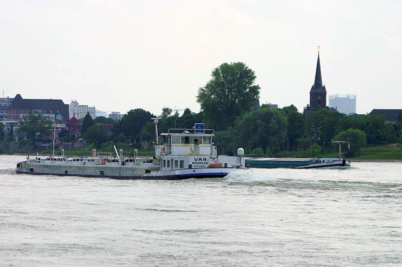 Kleiner Rheinbummel am 11.06.15 in Andernach und Mondorf 17d10