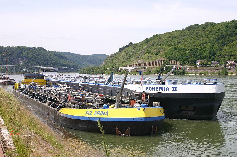 Kleiner Rheinbummel am 17.06.15 in Andernach und Koblenz 20a10