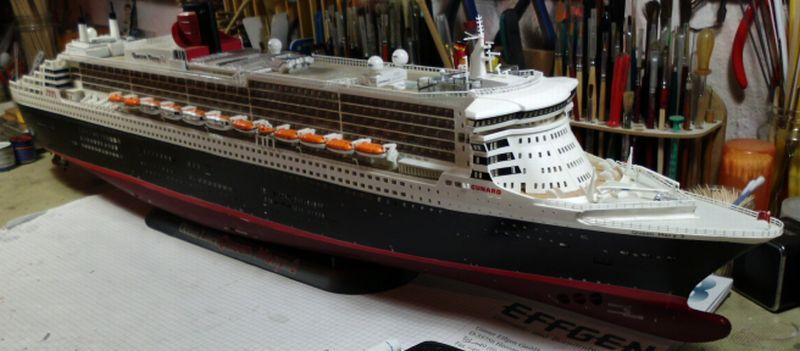 Revell 05223 - Queen Mary 2 1/400 (Weiter-) Baubericht - Fertig - Seite 5 238