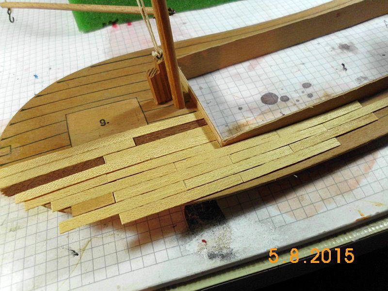 (Weiter-)Baubericht Graupner Anja SL35 1/60 - Seite 2 249
