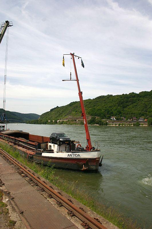 Kleiner Rheinbummel am 17.06.15 in Andernach und Koblenz 26a10