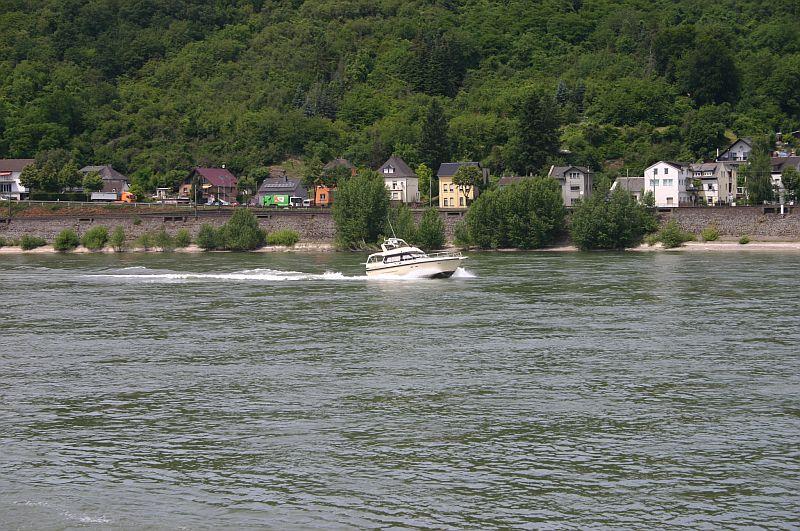 Kleiner Rheinbummel am 17.06.15 in Andernach und Koblenz 27yach10