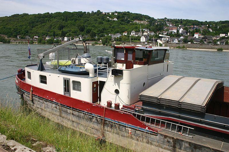 Kleiner Rheinbummel am 17.06.15 in Andernach und Koblenz 32c10