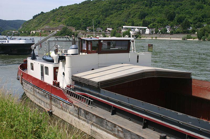 Kleiner Rheinbummel am 17.06.15 in Andernach und Koblenz 32e10