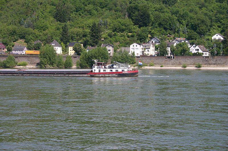 Kleiner Rheinbummel am 11.06.15 in Andernach und Mondorf 3b11