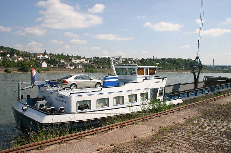 Kleiner Rheinbummel am 11.06.15 in Andernach und Mondorf 3e11