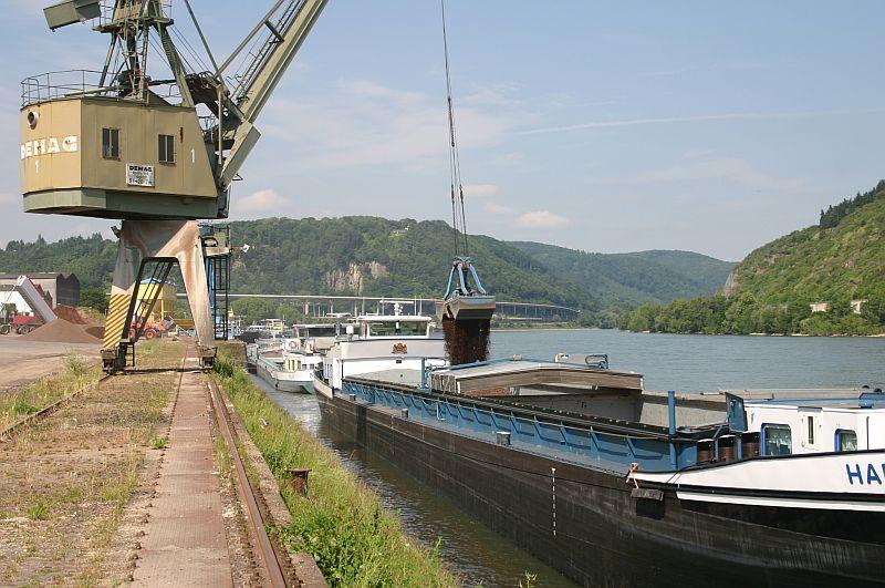 Kleiner Rheinbummel am 11.06.15 in Andernach und Mondorf 3f10