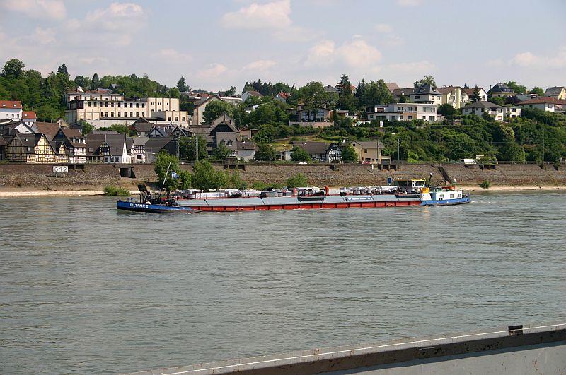 Kleiner Rheinbummel am 11.06.15 in Andernach und Mondorf 513
