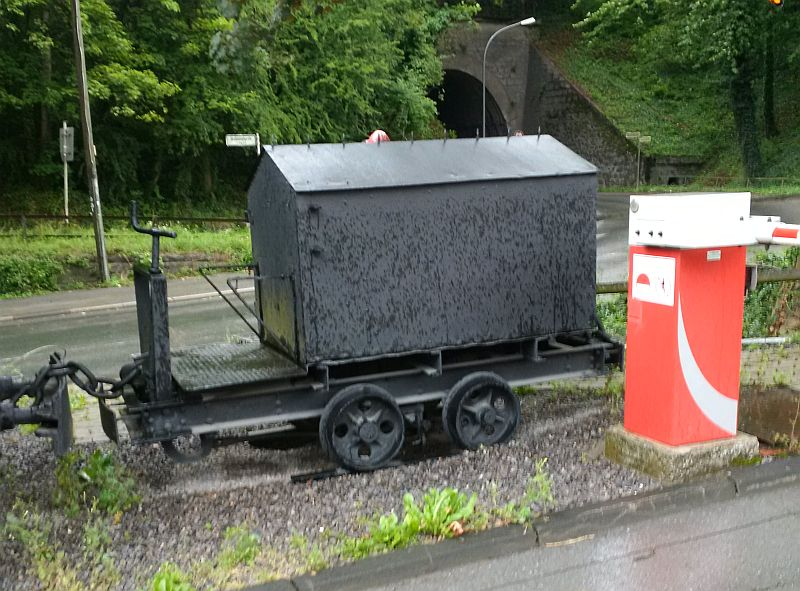 Denkmalsdampflok Kalkwerke Oetelshofen in Wuppertal am 25.07.15 525