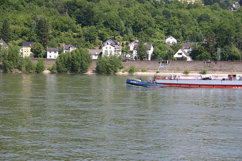 Kleiner Rheinbummel am 11.06.15 in Andernach und Mondorf 5a11