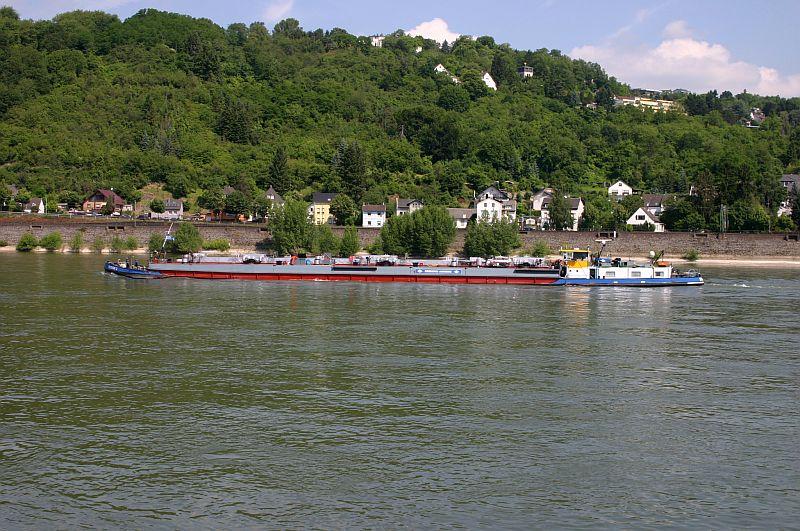 Kleiner Rheinbummel am 11.06.15 in Andernach und Mondorf 5b11