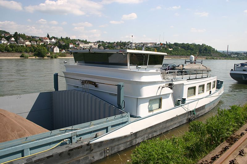 Kleiner Rheinbummel am 11.06.15 in Andernach und Mondorf 6d11