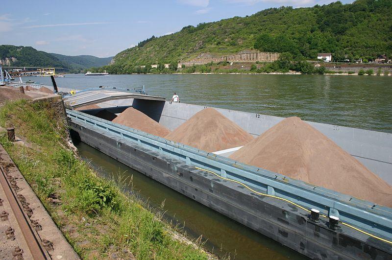 Kleiner Rheinbummel am 11.06.15 in Andernach und Mondorf 6e10