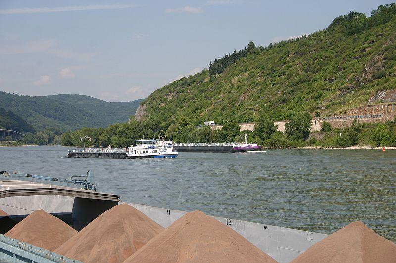 Kleiner Rheinbummel am 11.06.15 in Andernach und Mondorf 712