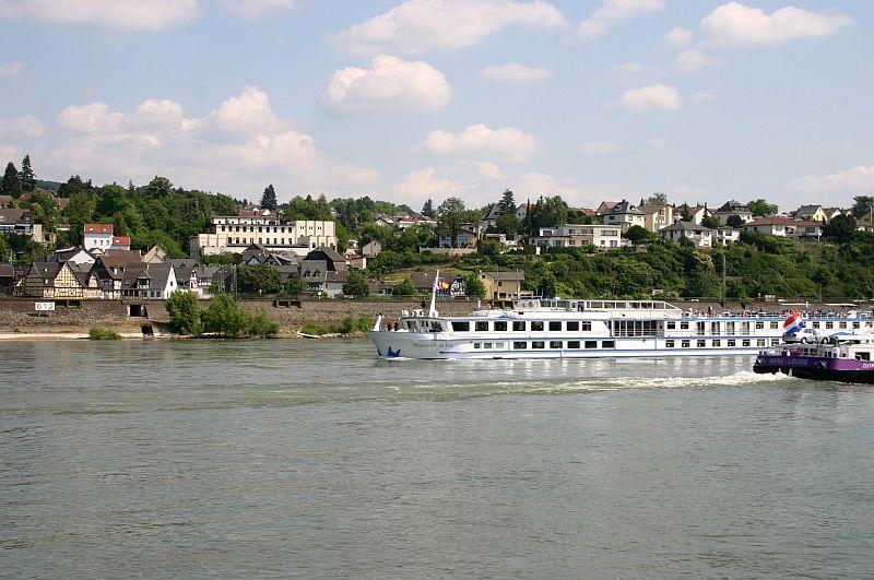 Kleiner Rheinbummel am 11.06.15 in Andernach und Mondorf 8a10