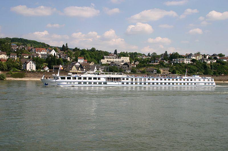Kleiner Rheinbummel am 11.06.15 in Andernach und Mondorf 8b10